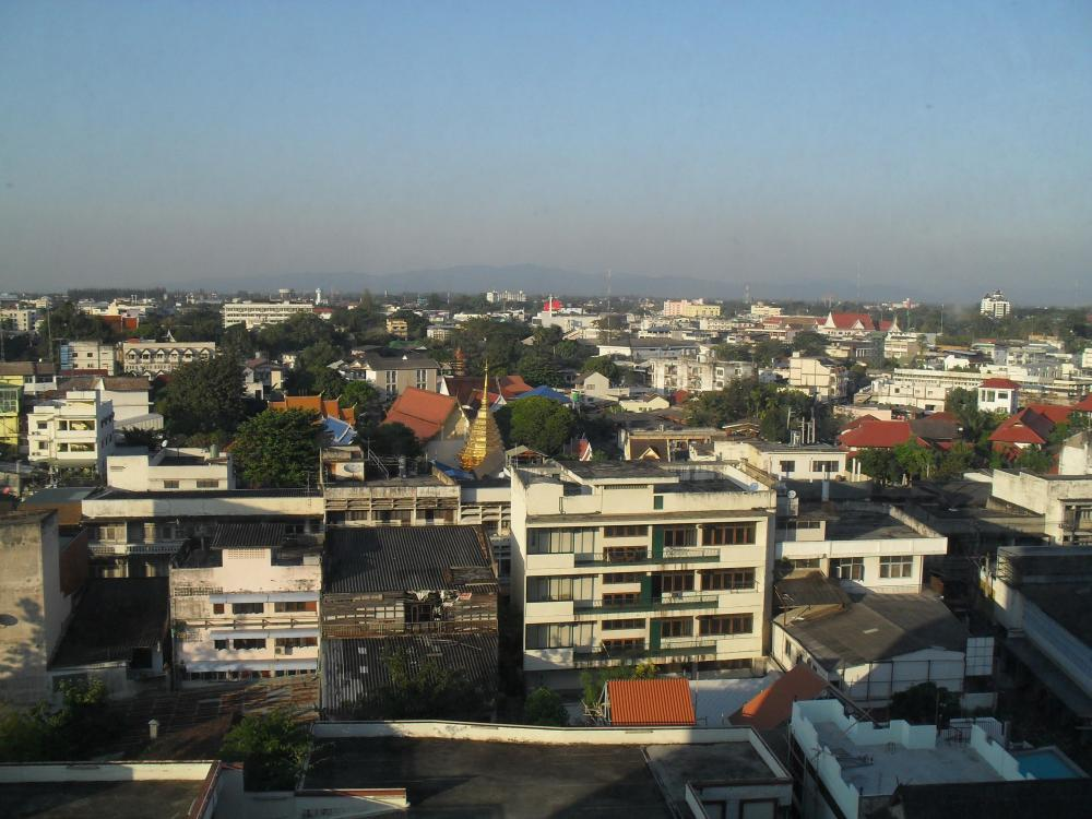 General view of Chaing Mai from hotel.jpg